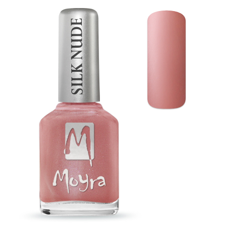 MOYRA SILK NUDE EFFECT KÖRÖMLAKK 321 Paris 12 ml
