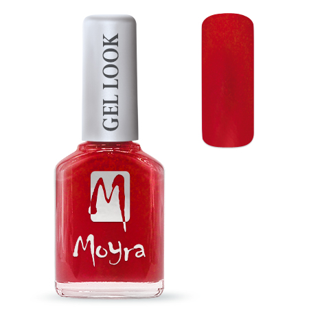 MOYRA GEL LOOK KÖRÖMLAKKOK 923 Lola  12 ml