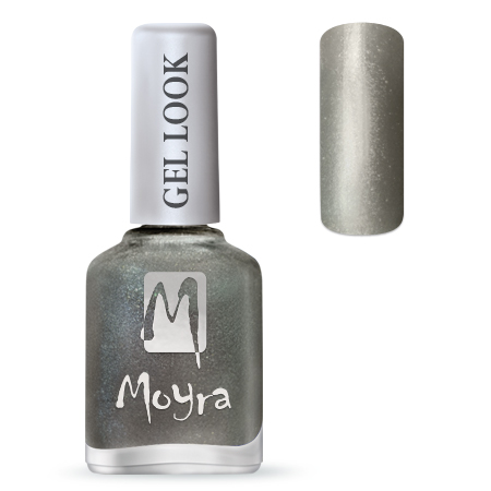MOYRA GEL LOOK KÖRÖMLAKKOK 986 Régine 12 ml