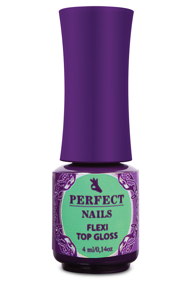 PERFECT Nails Flexi Top Gloss 4 ml