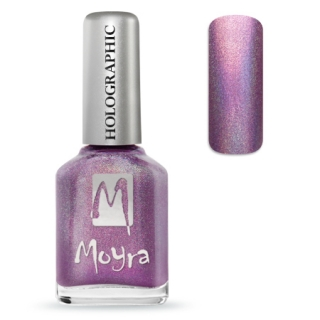 MOYRA HOLOGRAPHIC EFFECT KÖRÖMLAKK 255 Gravity12 ml