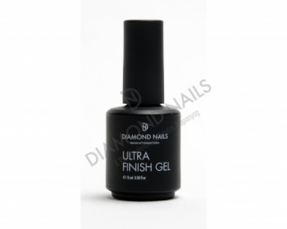 Diamond Nails ULTRA FINISH FÉNYZSELÉ 15ml