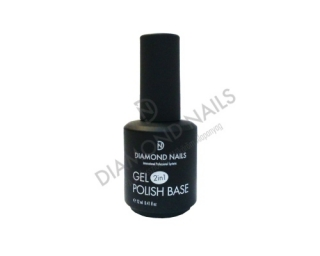 Diamond Nails 2IN1 ZSELÉ LAKK - BASE 12ML