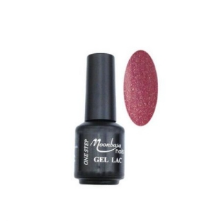 Moonbasanails One step lakkzselé, gél lakk #008, 5ml