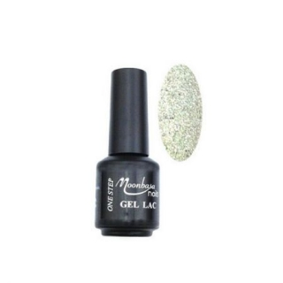 Moonbasanails One step lakkzselé, gél lakk #011, 5ml