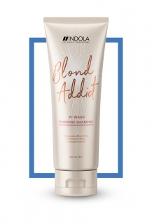 INDOLA BLOND ADDICT PINK-ROSE SZINEZŐ HAJSAMPON 250ML