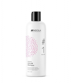 INDOLA Színvédő #1 WASH COLOR SAMPON 300 ML