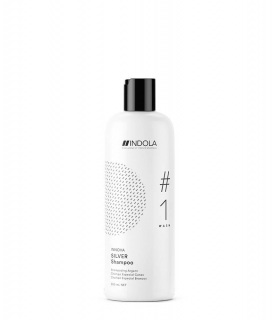 INDOLA Ezüst-reflex #1 WASH SILVER SAMPON 300 ML