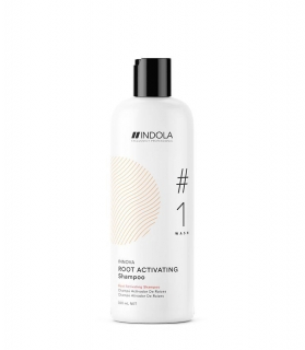 INDOLA Hajnövekedést serkentő #1 WASH ROOT ACTIVATING SAMPON 300 ML