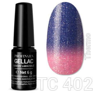 Profinails Gel Lac LED/UV lakkzselé 6gr No.402 (TC series)