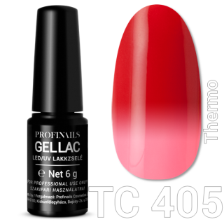 Profinails Gel Lac LED/UV lakkzselé 6gr No.405 (TC series)